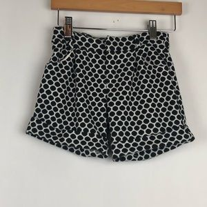 Mayoral Cuffed Shorts Black Size 4
